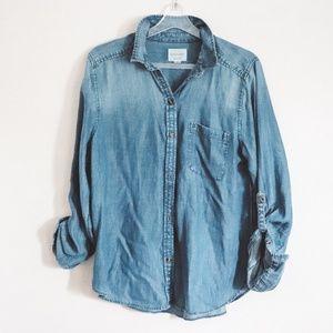 Boyfriend Button Down Shirt